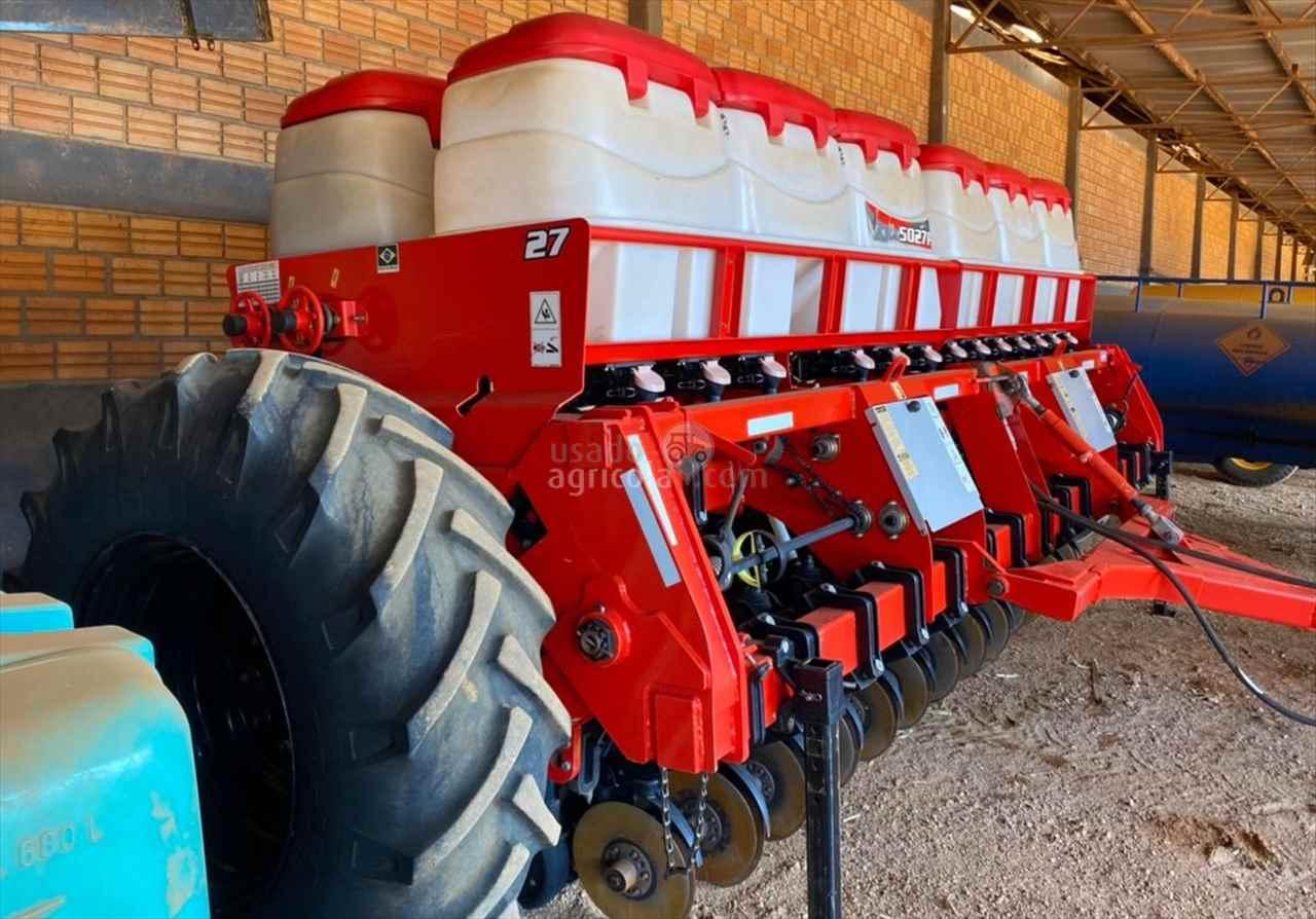SEMEADEIRA JUMIL JM 5027 Usado Agricola LUCAS DO RIO VERDE MATO GROSSO MT