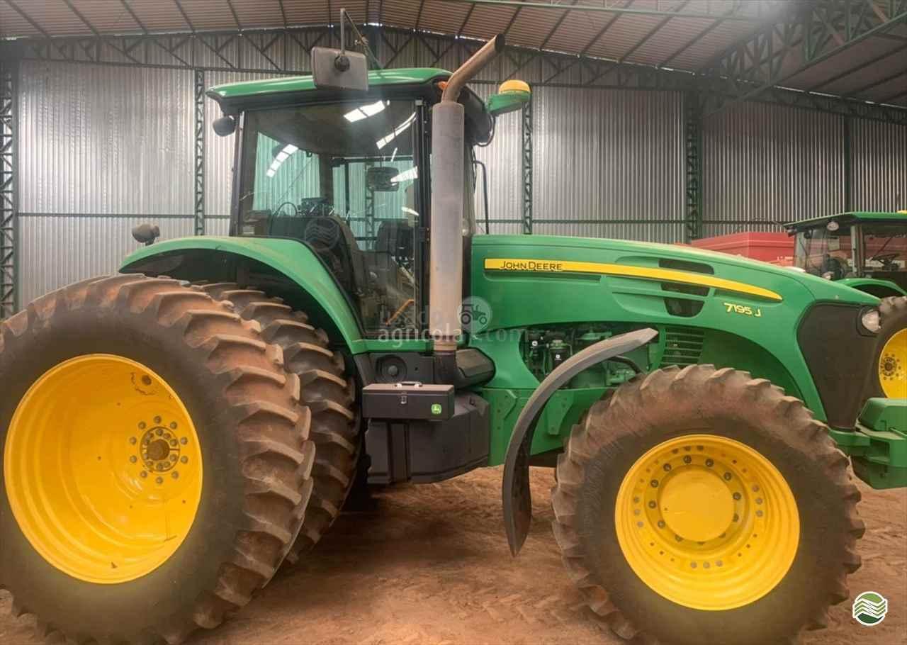JOHN DEERE 7195 de Usado Agricola - LUCAS DO RIO VERDE/MT