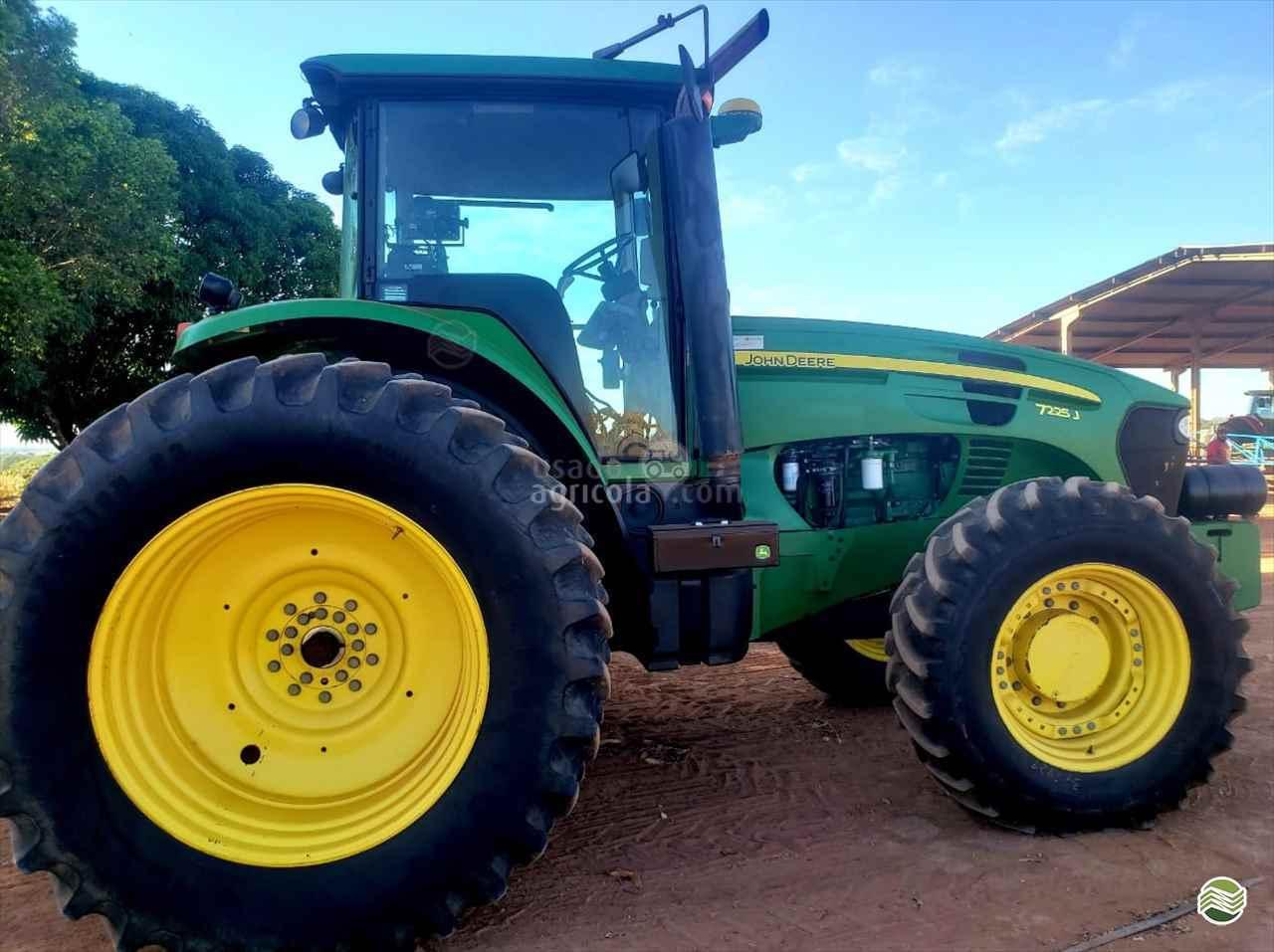 JOHN DEERE 7225 de Usado Agricola - LUCAS DO RIO VERDE/MT