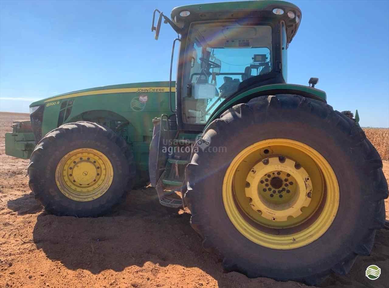 JOHN DEERE 8320 de Usado Agricola - LUCAS DO RIO VERDE/MT