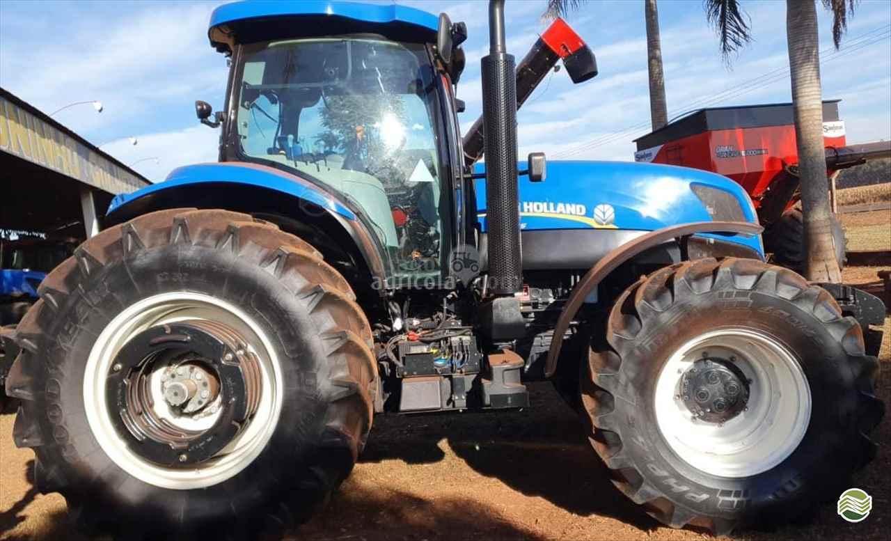 TRATOR NEW HOLLAND NEW T7 245 Tração 4x4 Usado Agrícola LUCAS DO RIO VERDE MATO GROSSO MT