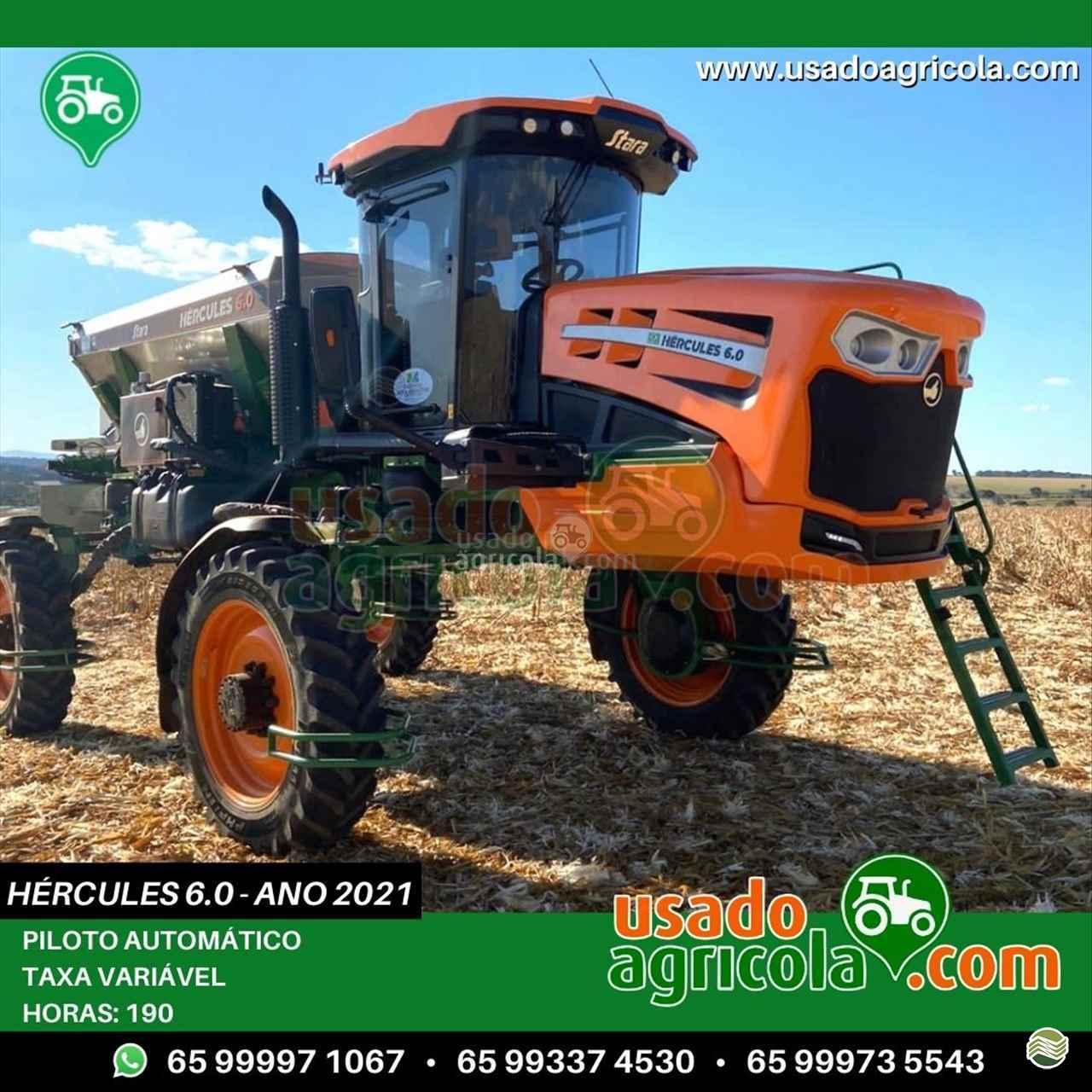 HERCULES 6.0 de Usado Agrícola - LUCAS DO RIO VERDE/MT