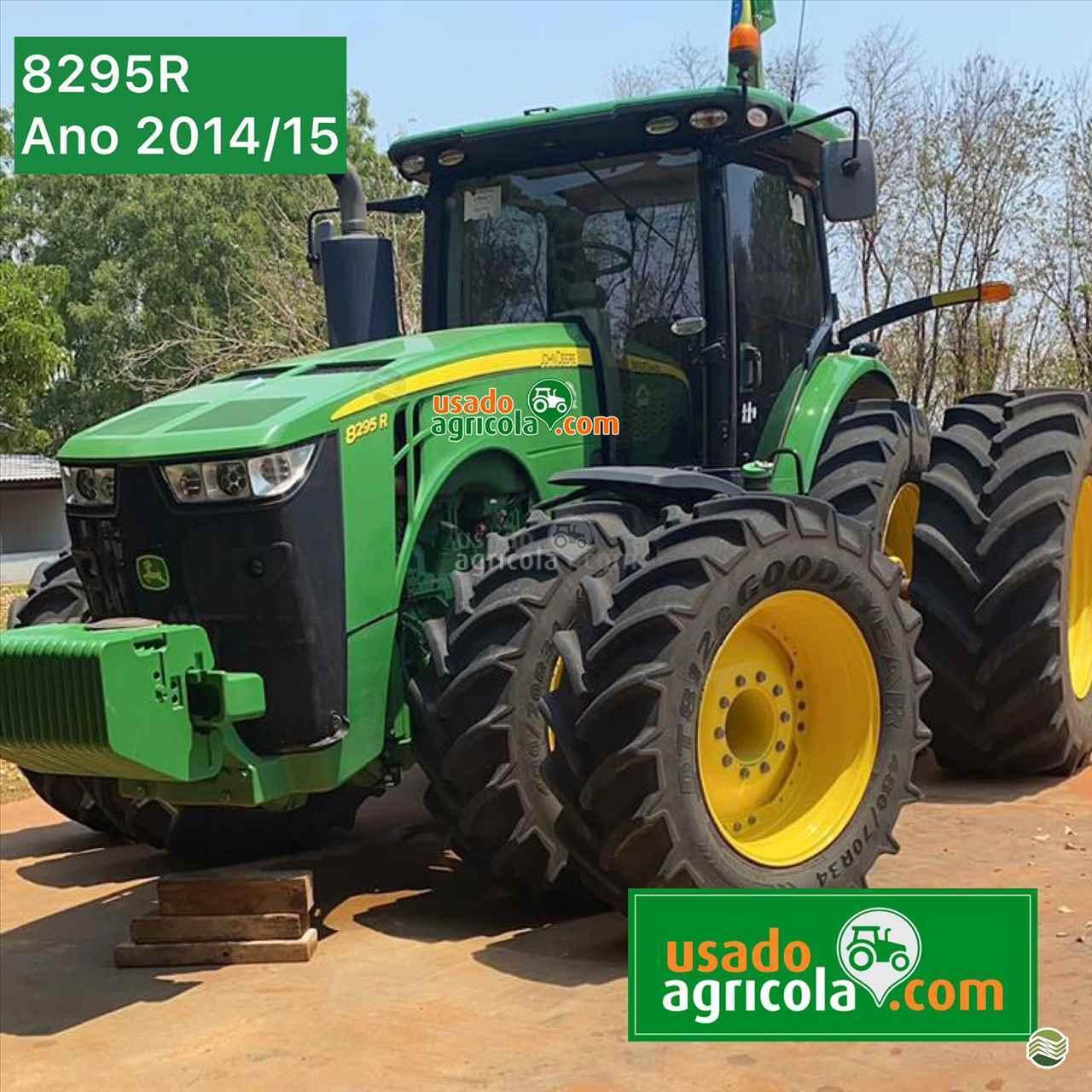 JOHN DEERE 8295 de Usado Agrícola - LUCAS DO RIO VERDE/MT