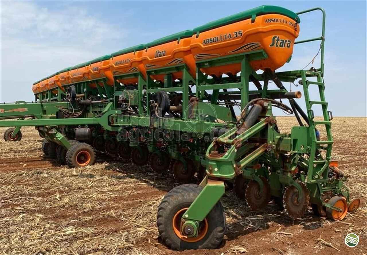 ABSOLUTA 33 de Usado Agrícola - LUCAS DO RIO VERDE/MT