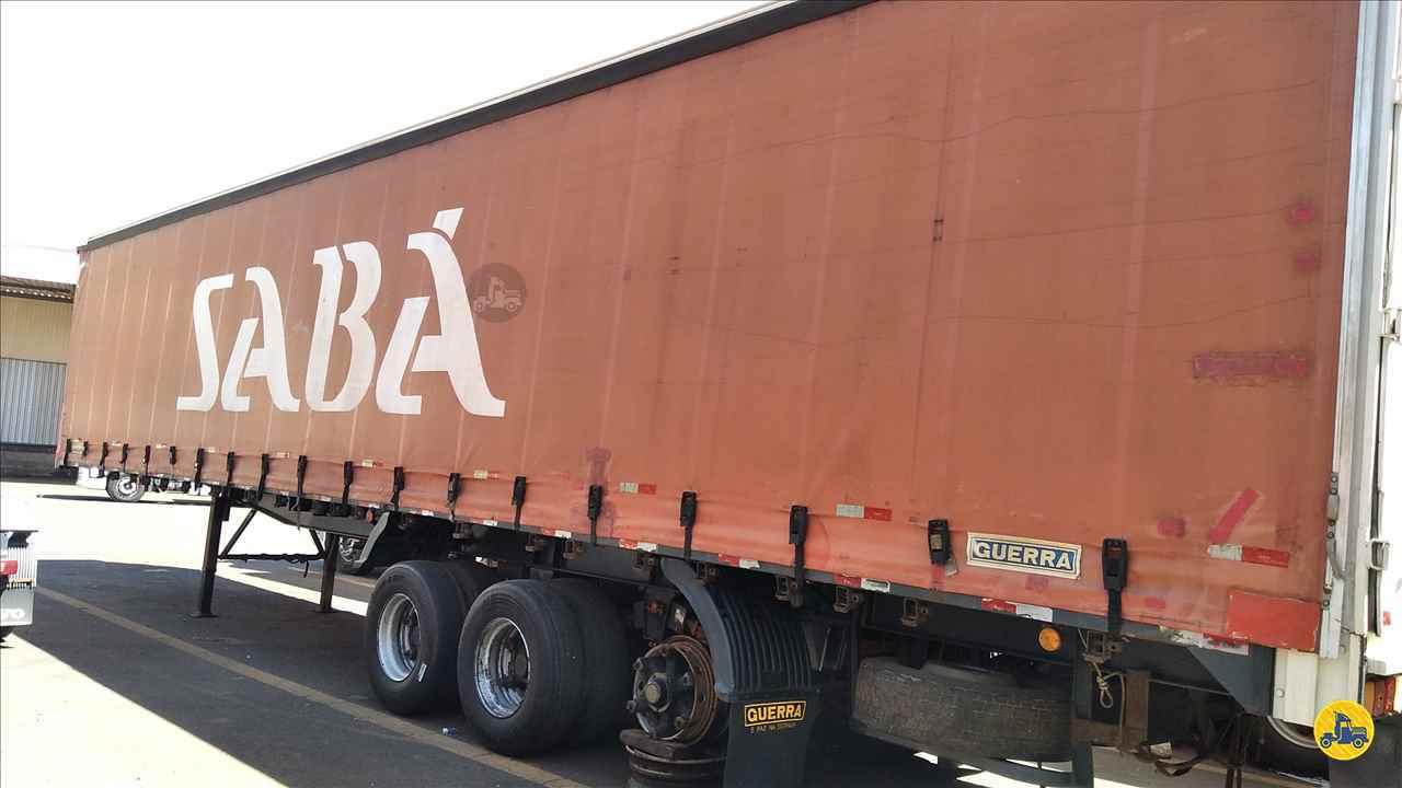 BAU SIDER de Sabá Transportes - UBERLANDIA/MG