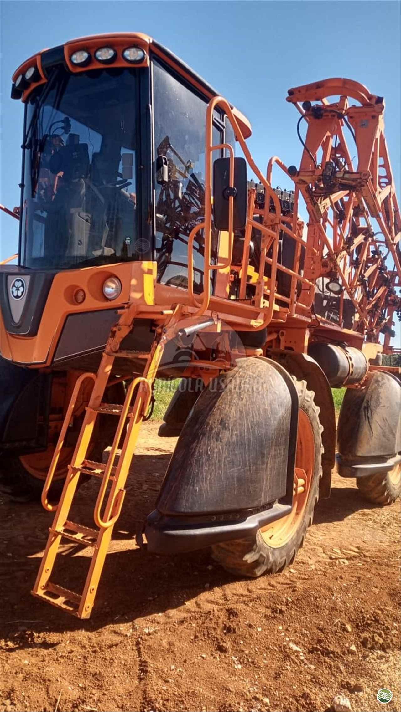 PULVERIZADOR JACTO UNIPORT 2500 STAR Tração 4x2 Agrícola Usadão TAQUARITUBA SÃO PAULO SP