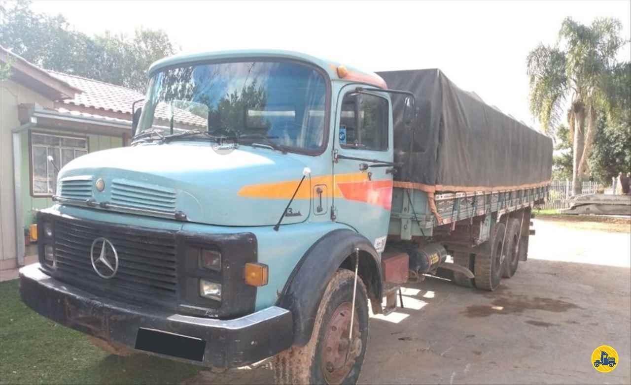 CAMINHAO MERCEDES-BENZ MB 1318 Graneleiro Traçado 6x4 Bruto Equipamentos CURITIBA PARANÁ PR