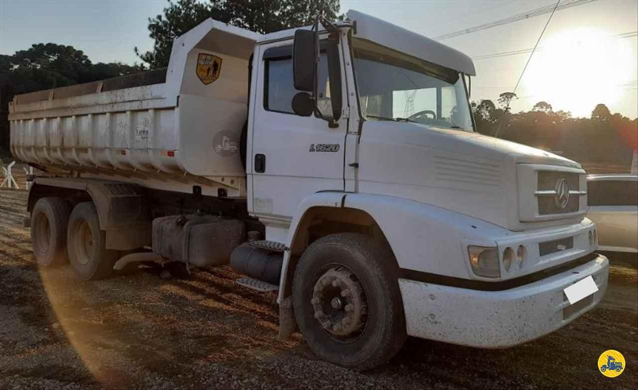 CAMINHAO MERCEDES-BENZ MB 1620 Caçamba Basculante Truck 6x2 Bruto Equipamentos CURITIBA PARANÁ PR