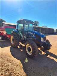NEW HOLLAND NEW TL 75  2018/2018 Garage Tratores