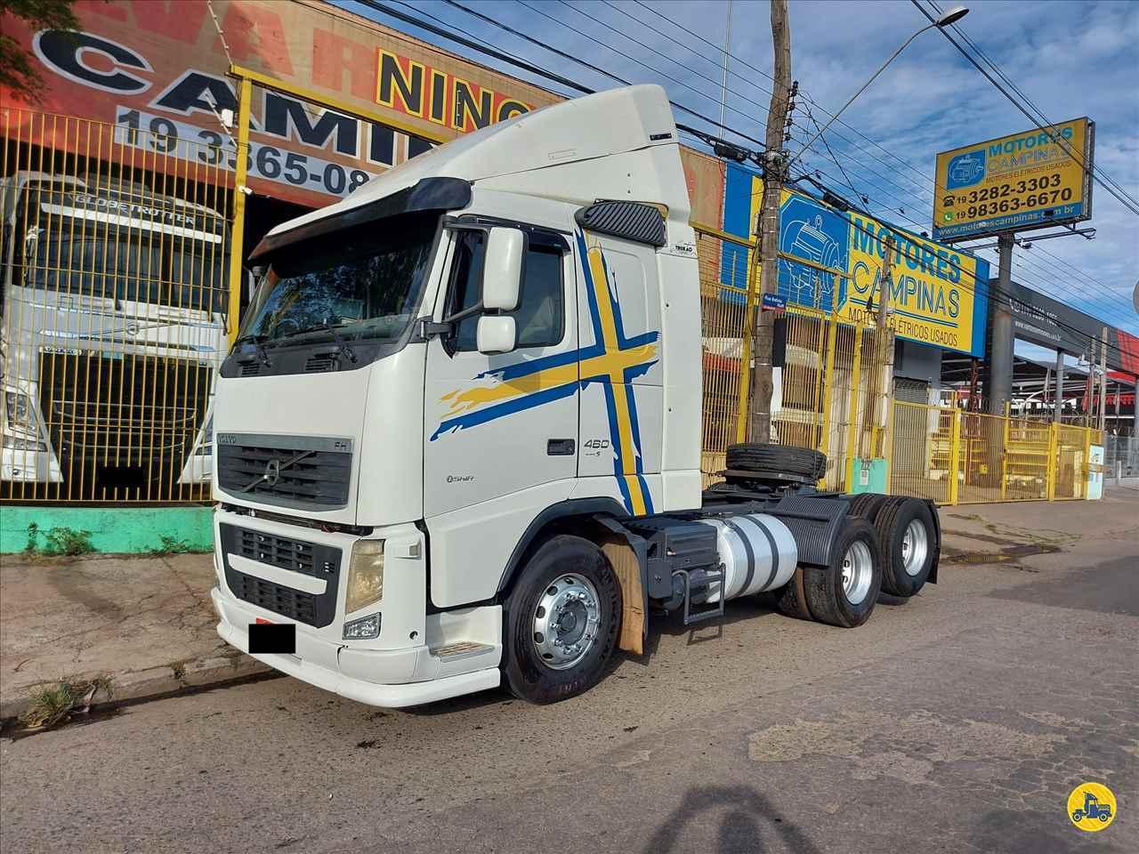 CAMINHAO VOLVO VOLVO FH 460 Cavalo Mecânico Truck 6x2 Nino Caminhões CAMPINAS SÃO PAULO SP