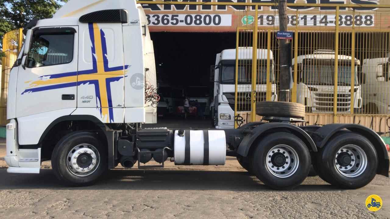 CAMINHAO VOLVO VOLVO FH 440 Cavalo Mecânico Truck 6x2 Nino Caminhões CAMPINAS SÃO PAULO SP