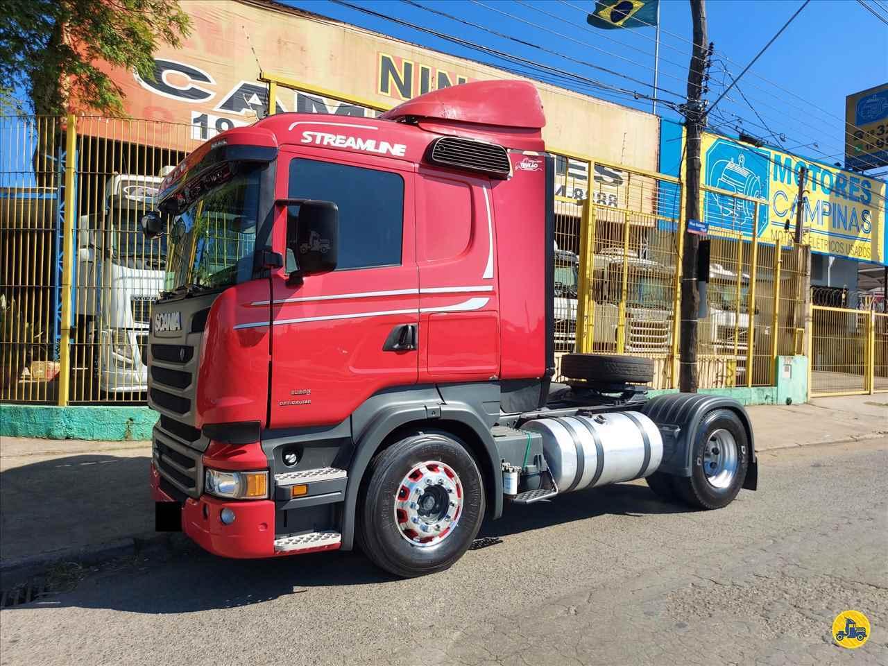 SCANIA 440 de Nino Caminhões - CAMPINAS/SP