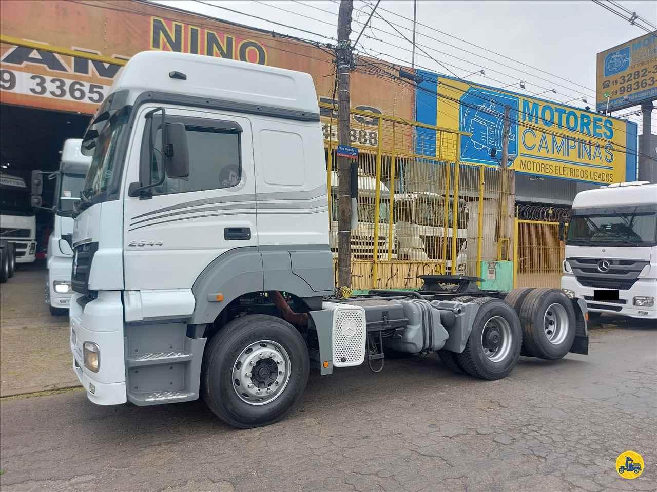 MB 2544 de Nino Caminhões - CAMPINAS/SP