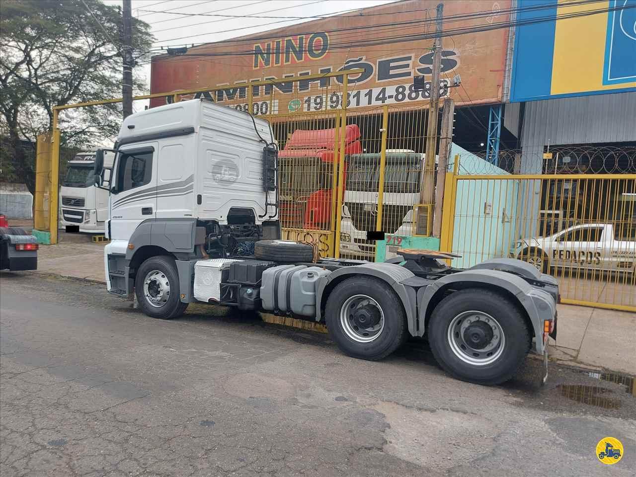 MB 2644 de Nino Caminhões - CAMPINAS/SP