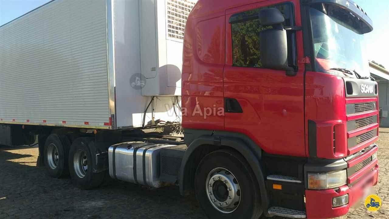 CAMINHAO SCANIA SCANIA 114 380 Cavalo Mecânico Truck 6x2 Via Ápia Caminhões SAO PAULO SÃO PAULO SP
