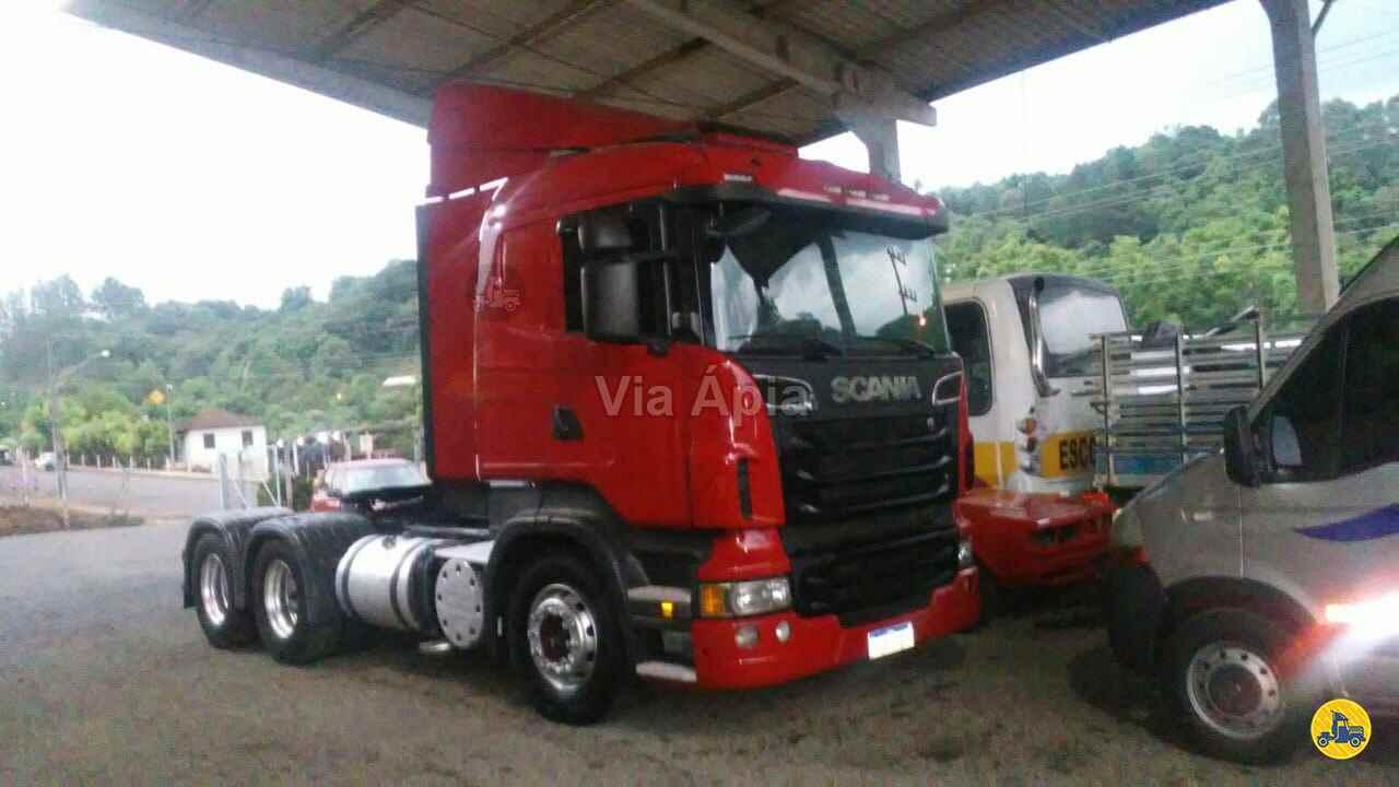CAMINHAO SCANIA SCANIA 440 Cavalo Mecânico Truck 6x2 Via Ápia Caminhões SAO PAULO SÃO PAULO SP