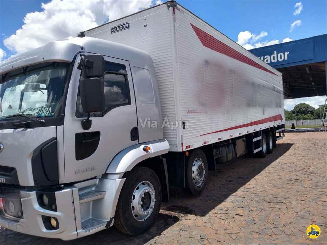 CAMINHAO FORD CARGO 2429 Chassis BiTruck 8x2 Via Ápia Caminhões SAO PAULO SÃO PAULO SP