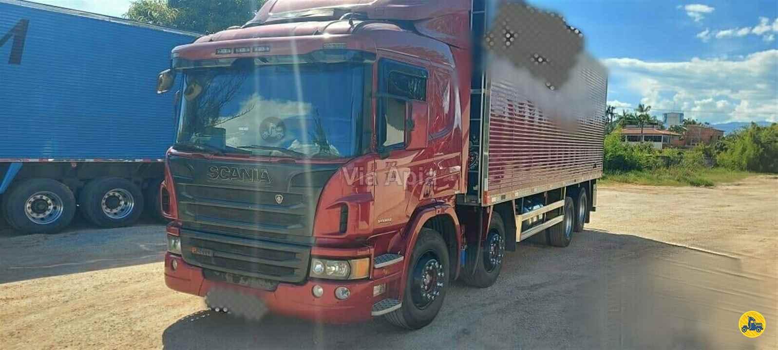 CAMINHAO SCANIA SCANIA P310 Chassis BiTruck 8x2 Via Ápia Caminhões SAO PAULO SÃO PAULO SP