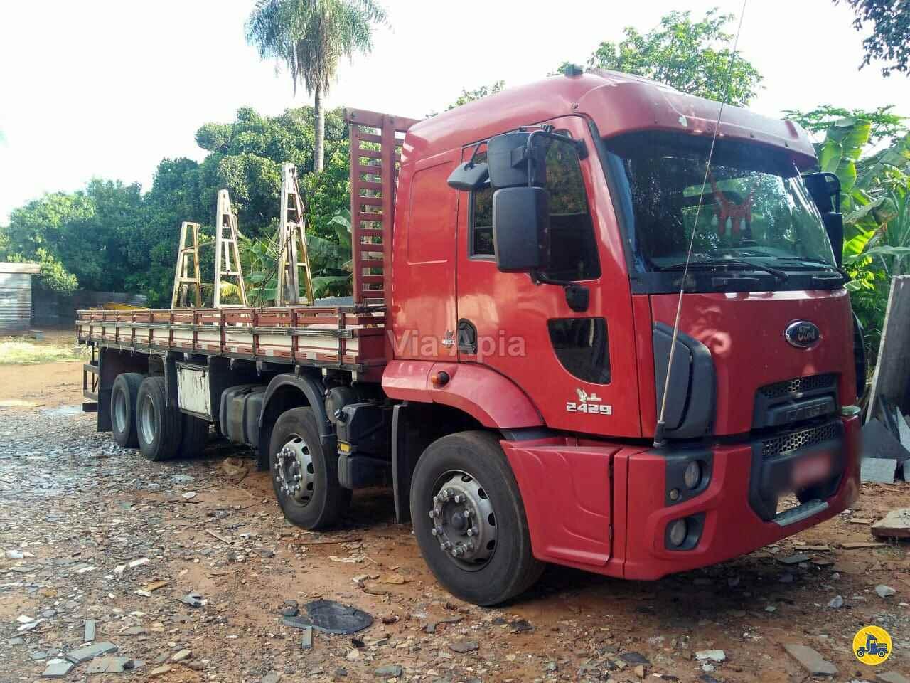 CAMINHAO FORD CARGO 2429 Carga Seca BiTruck 8x2 Via Ápia Caminhões SAO PAULO SÃO PAULO SP