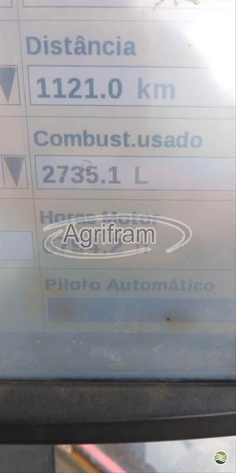 CASE MAGNUM 340  2011/2012 Agrifram Máquinas e Soluções Agrícolas