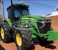 JOHN DEERE JOHN DEERE 7225  2015/2015 Agrifram Máquinas e Soluções Agrícolas