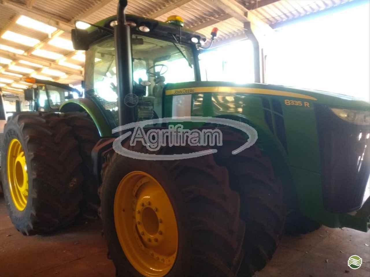 JOHN DEERE JOHN DEERE 8335  2014/2014 Agrifram Máquinas e Soluções Agrícolas