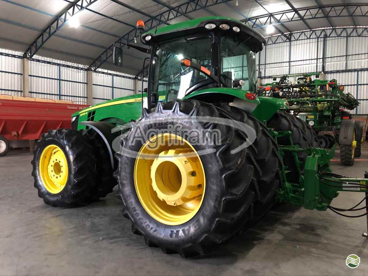 JOHN DEERE JOHN DEERE 8335  2012/2012 Agrifram Máquinas e Soluções Agrícolas