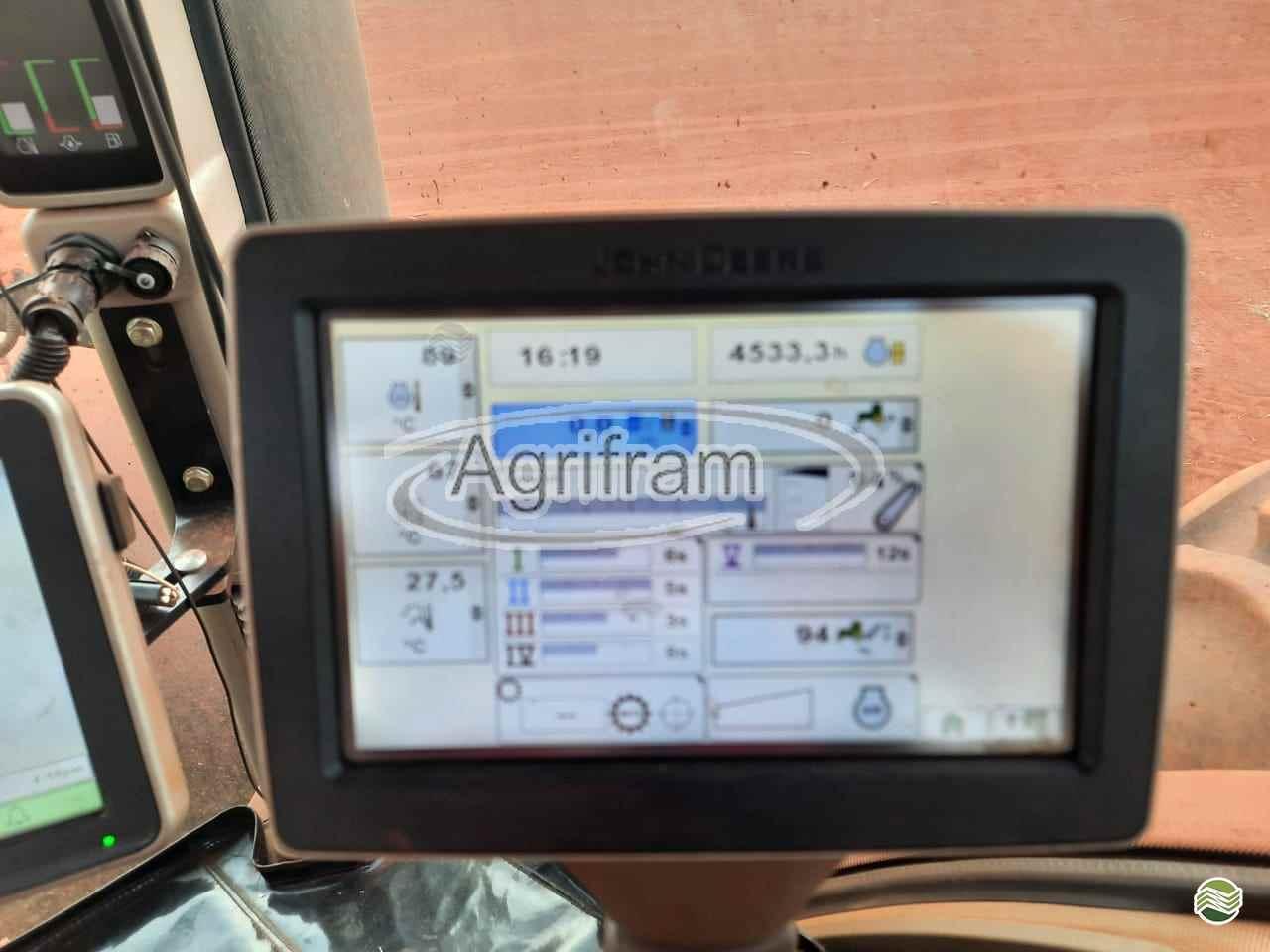 JOHN DEERE JOHN DEERE 8335  2013/2013 Agrifram Máquinas e Soluções Agrícolas