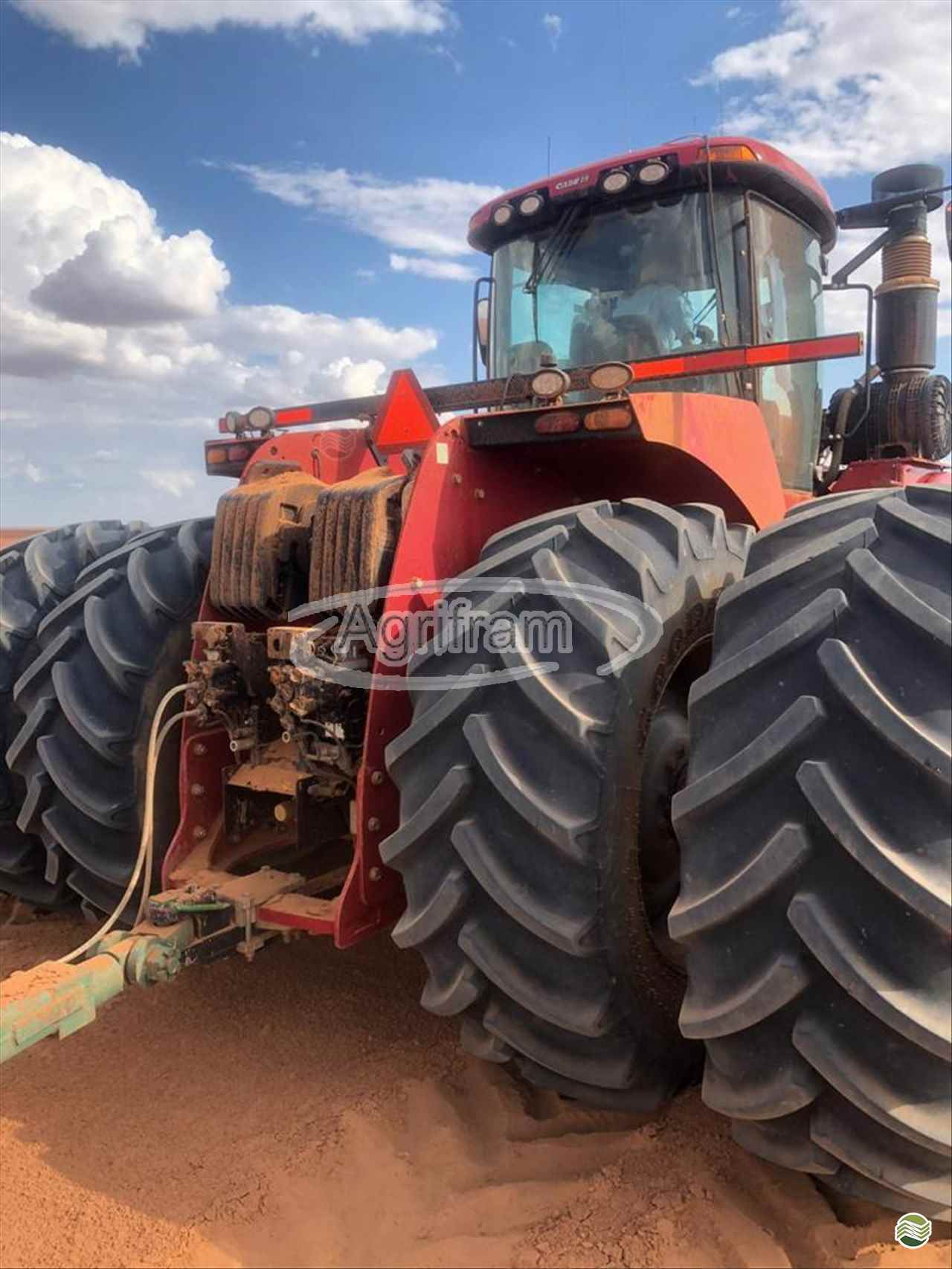 CASE CASE Steiger 420  2018/2018 Agrifram Máquinas e Soluções Agrícolas