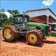 JOHN DEERE JOHN DEERE 8270  2011/2011 Agrifram Máquinas e Soluções Agrícolas