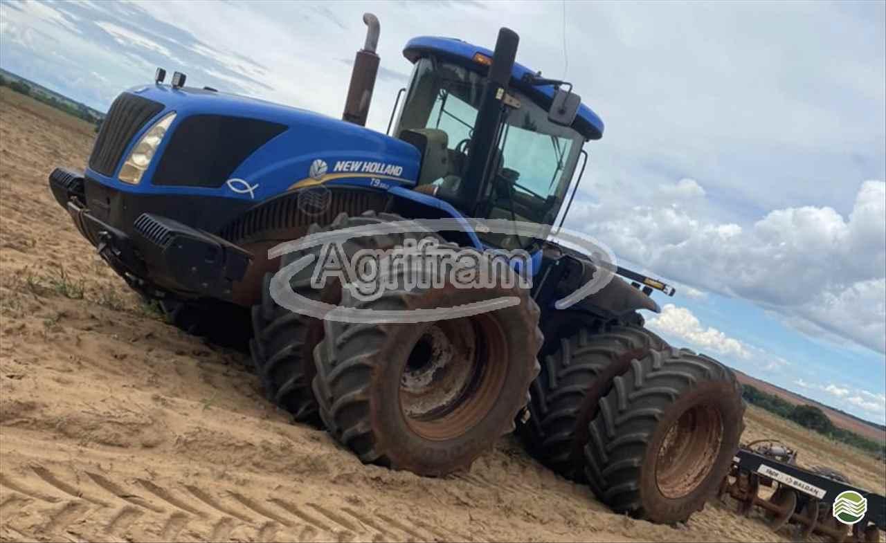 TRATOR NEW HOLLAND NEW T9 560 Tração 4x4 Agrifram Máquinas e Soluções Agrícolas LUIS EDUARDO MAGALHAES BAHIA BA