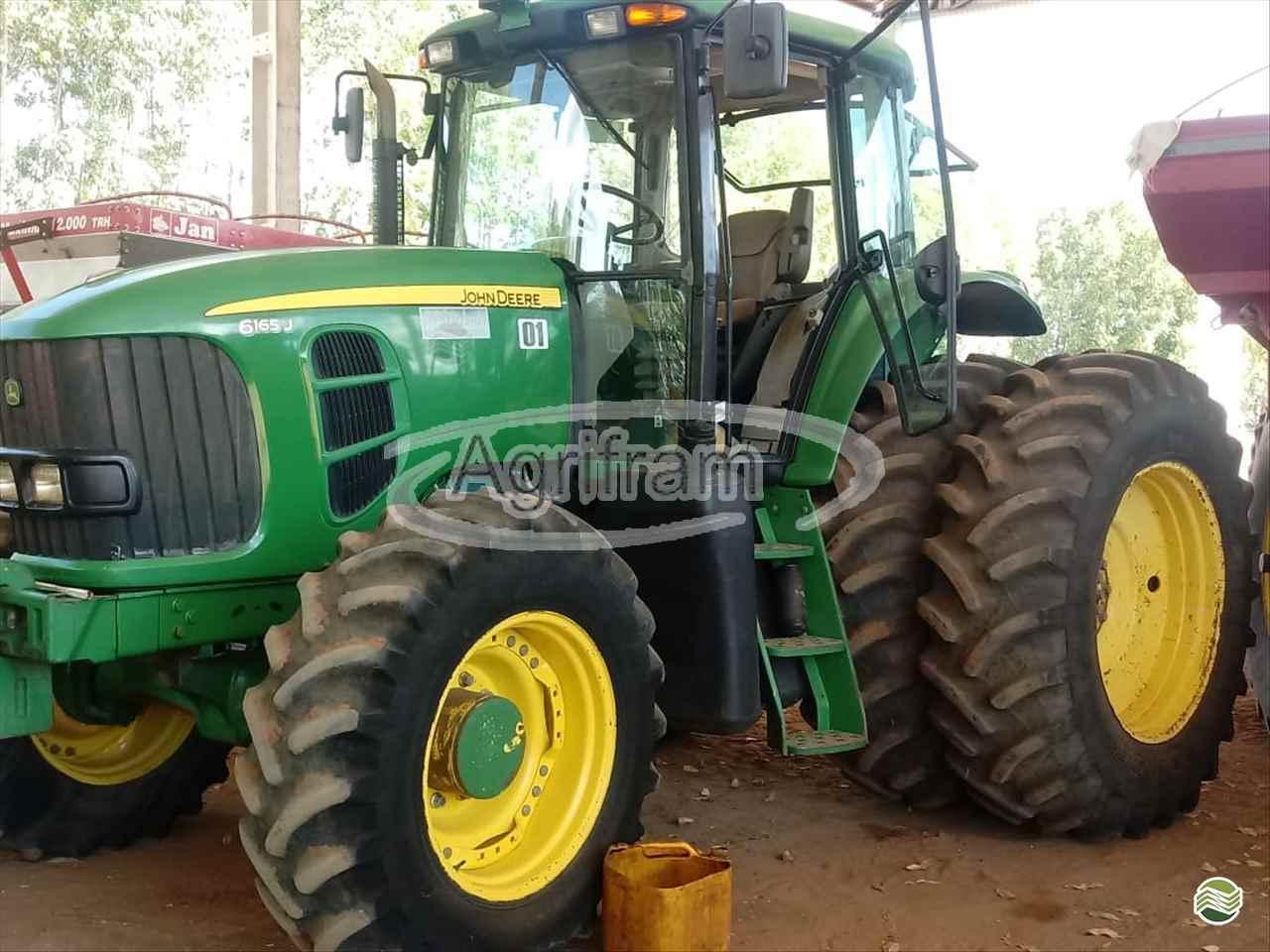 JOHN DEERE 6165 de Agrifram Máquinas e Soluções Agrícolas - LUIS EDUARDO MAGALHAES/BA