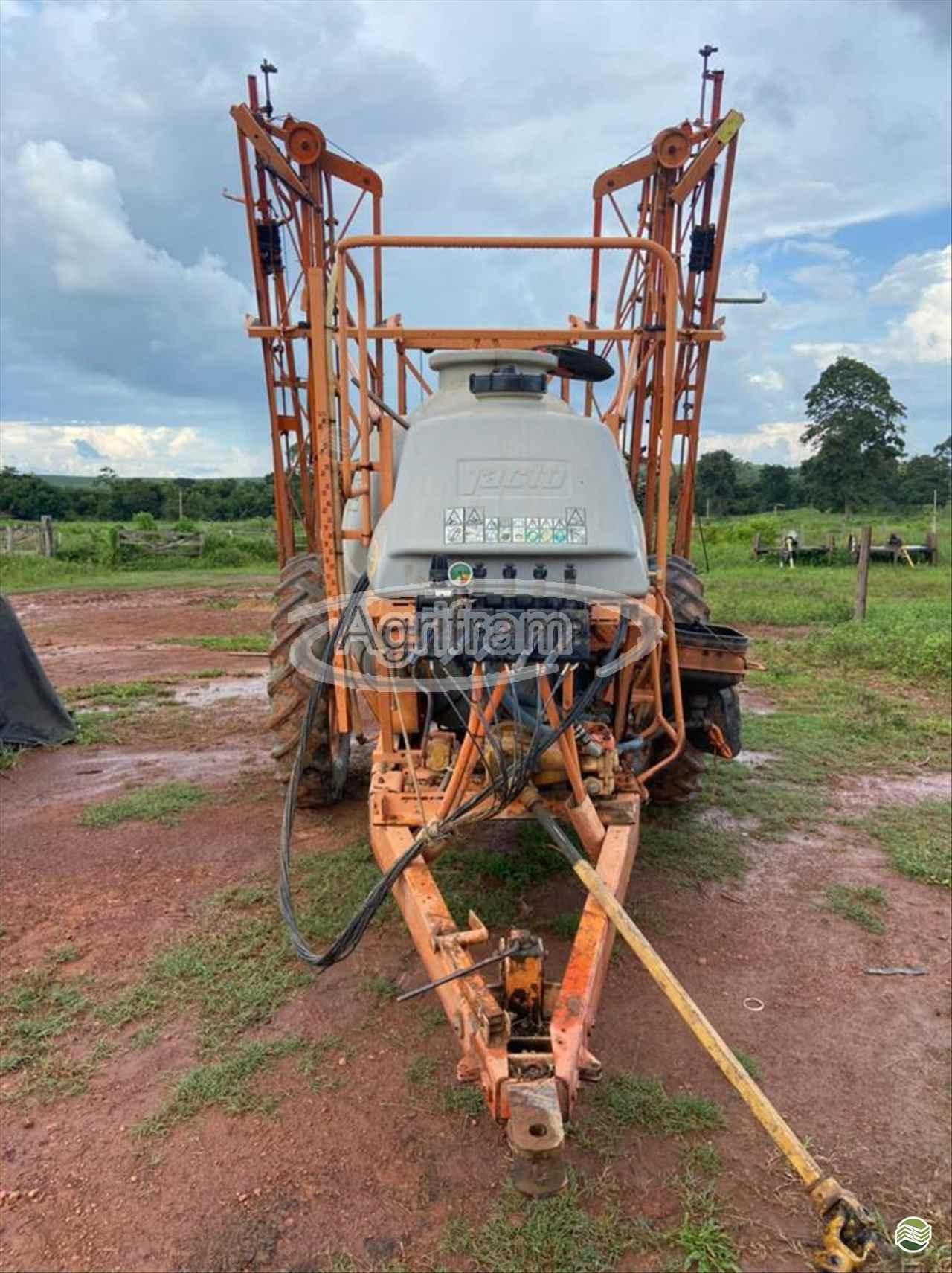 PULVERIZADOR JACTO ADVANCE 3000 AM18 Arrasto Agrifram Máquinas e Soluções Agrícolas LUIS EDUARDO MAGALHAES BAHIA BA
