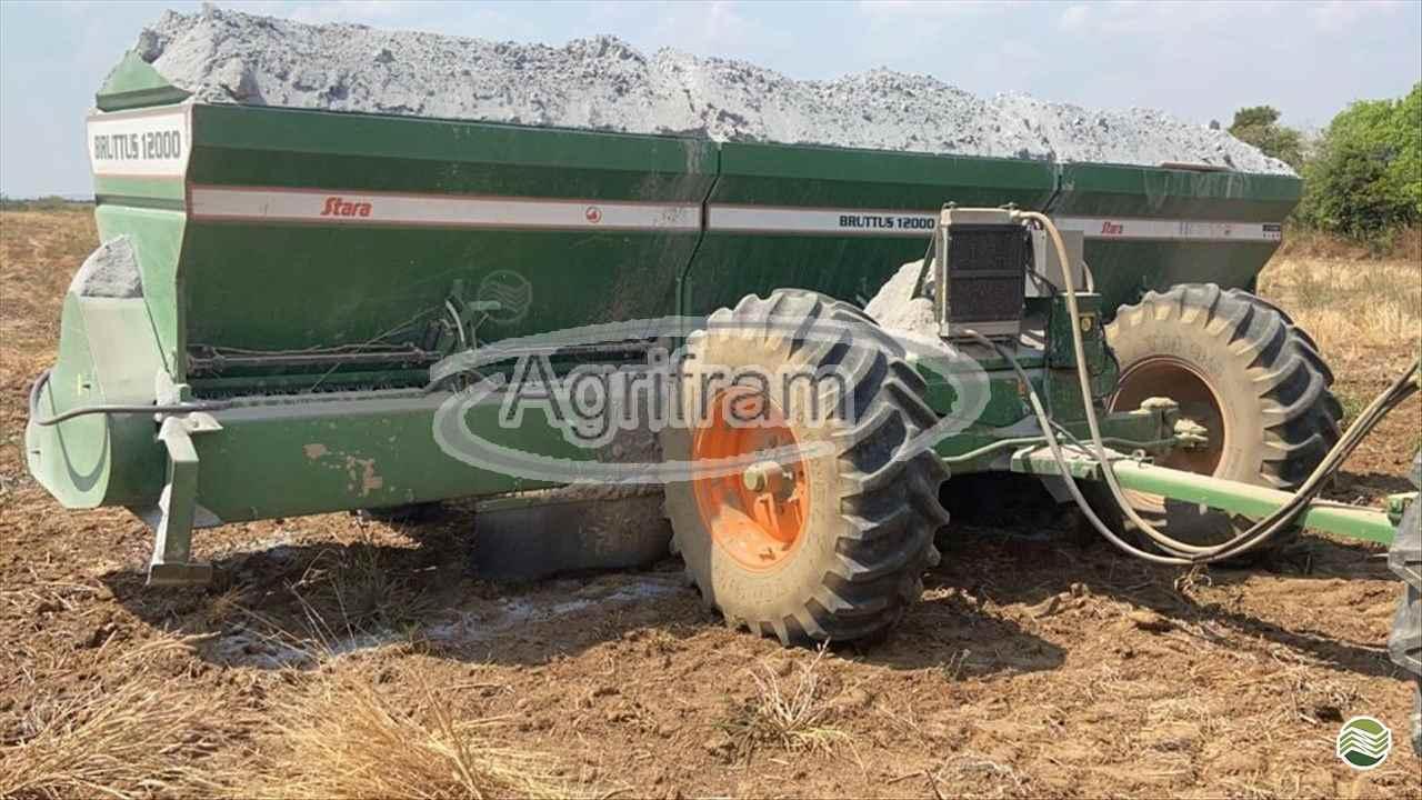 IMPLEMENTOS AGRICOLAS DISTRIBUIDOR CALCÁRIO 12000 Kg Agrifram Máquinas e Soluções Agrícolas LUIS EDUARDO MAGALHAES BAHIA BA