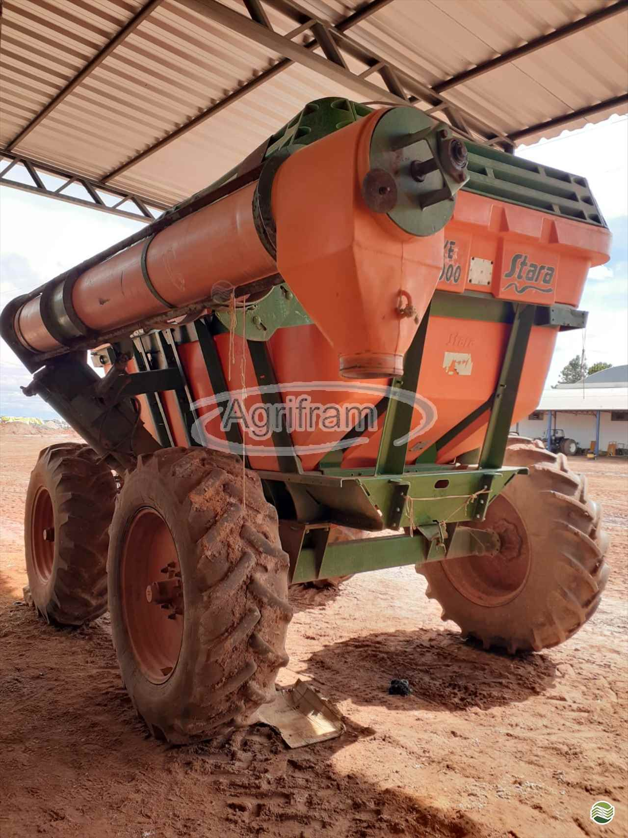 IMPLEMENTOS AGRICOLAS CARRETA BAZUKA GRANELEIRA 14000 Agrifram Máquinas e Soluções Agrícolas LUIS EDUARDO MAGALHAES BAHIA BA