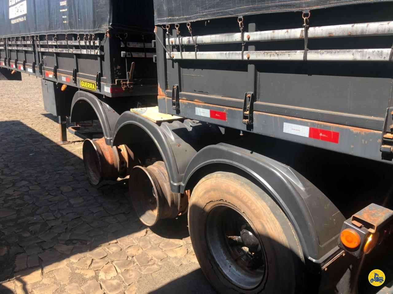 CARRETA BITREM 9 EIXOS GRANELEIRO Transmap Caminhões SANTA ROSA RIO GRANDE DO SUL RS