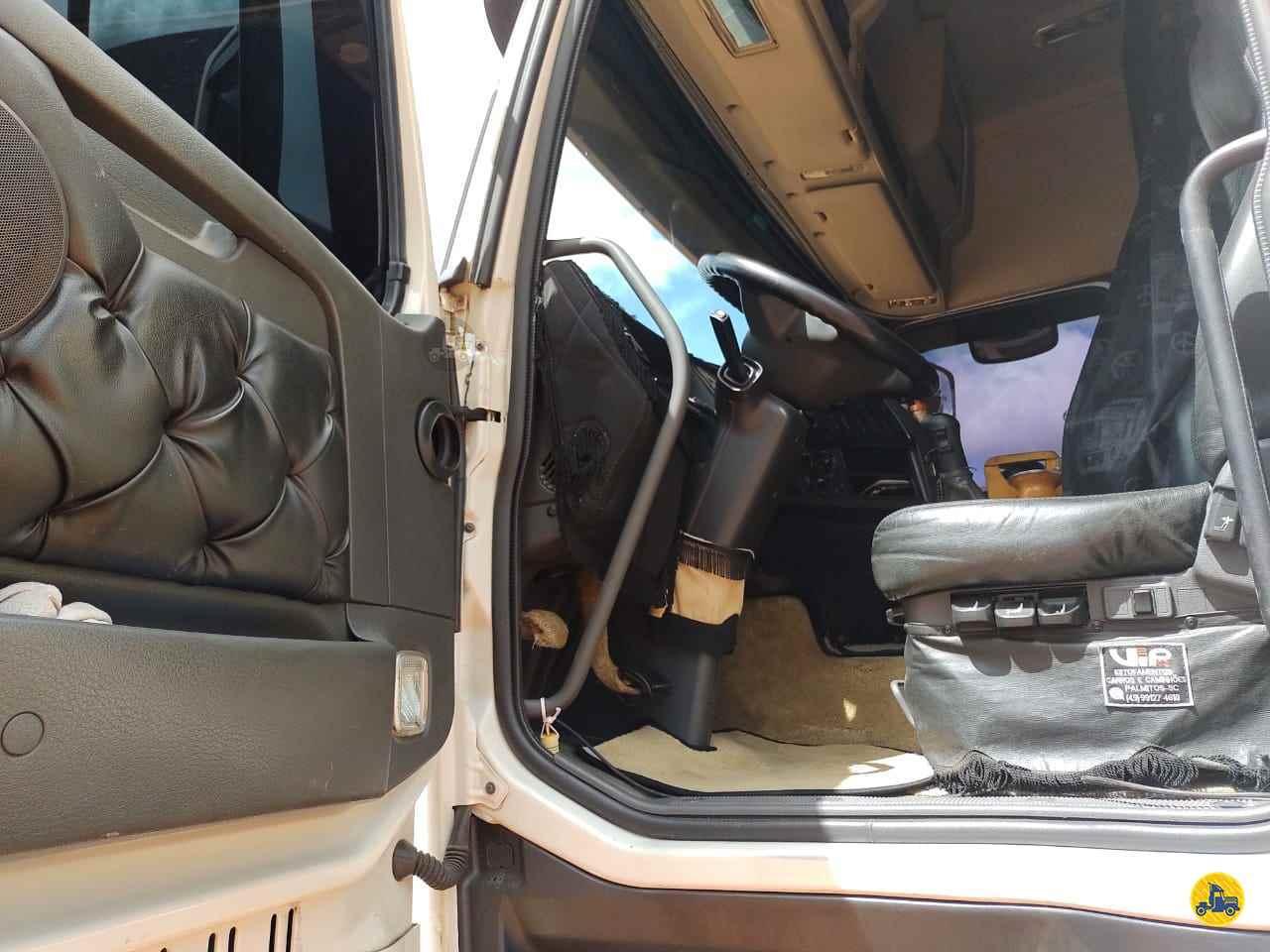 VOLVO VOLVO FH 460 1100000km 2009/2010 Transmap Caminhões