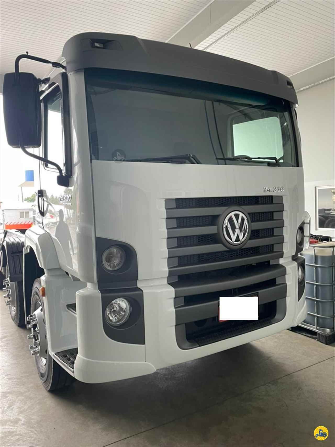 CAMINHAO VOLKSWAGEN VW 24330 Chassis Truck 6x2 Transmap Caminhões SANTA ROSA RIO GRANDE DO SUL RS