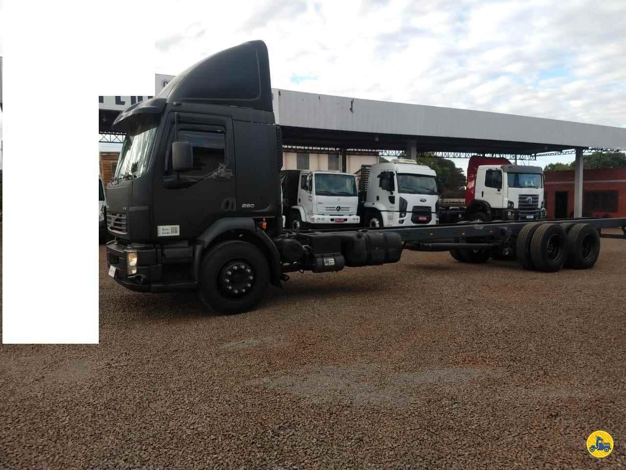 CAMINHAO VOLVO VOLVO VM 260 Chassis Truck 6x2 Transmap Caminhões SANTA ROSA RIO GRANDE DO SUL RS