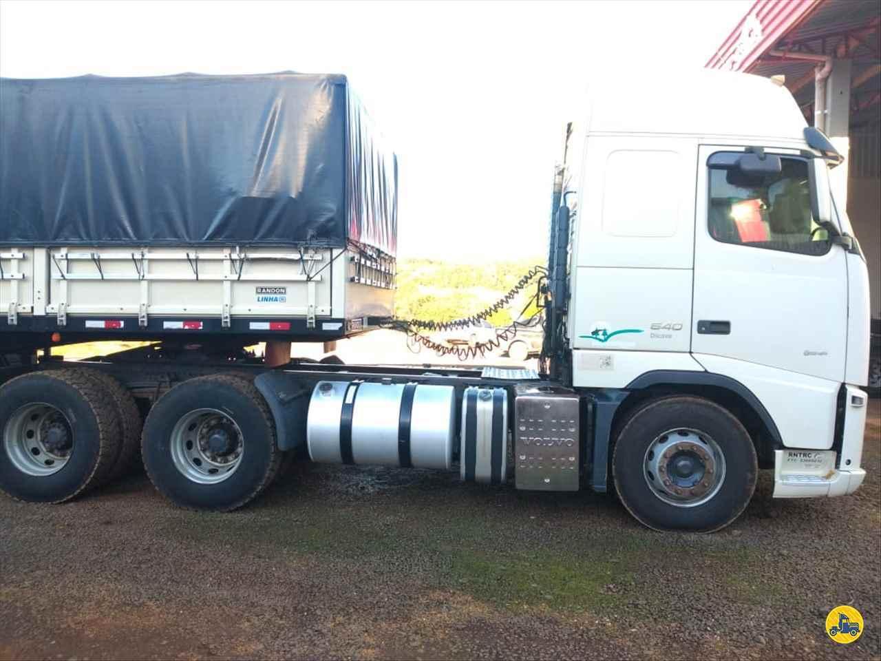 CAMINHAO VOLVO VOLVO FH 540 Cavalo Mecânico Traçado 6x4 Transmap Caminhões SANTA ROSA RIO GRANDE DO SUL RS