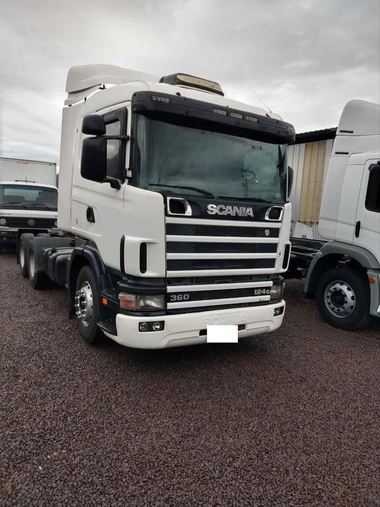 CAMINHAO SCANIA SCANIA 124 360 Cavalo Mecânico Truck 6x2 Transmap Caminhões SANTA ROSA RIO GRANDE DO SUL RS