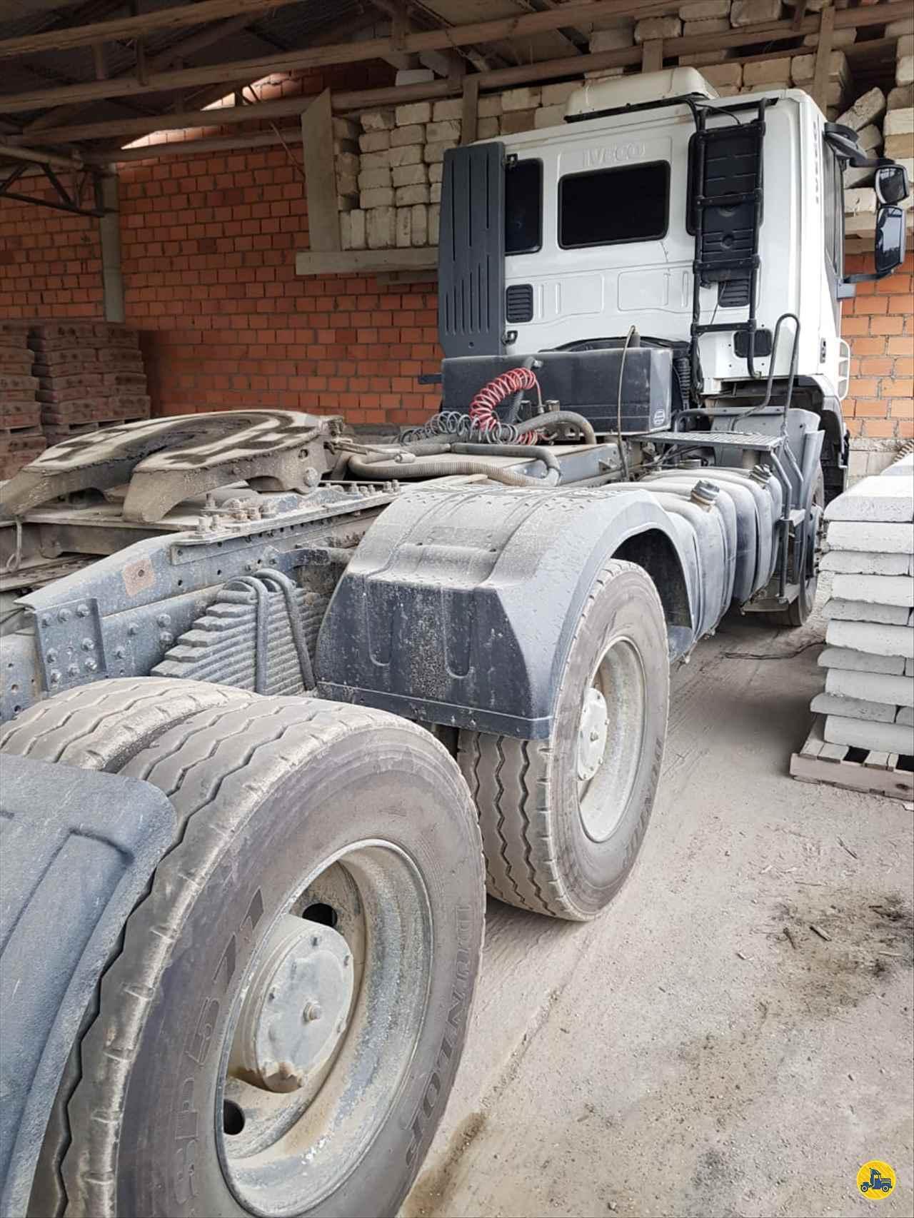 CAMINHAO IVECO STRALIS 420 Chassis Traçado 6x4 Transmap Caminhões SANTA ROSA RIO GRANDE DO SUL RS