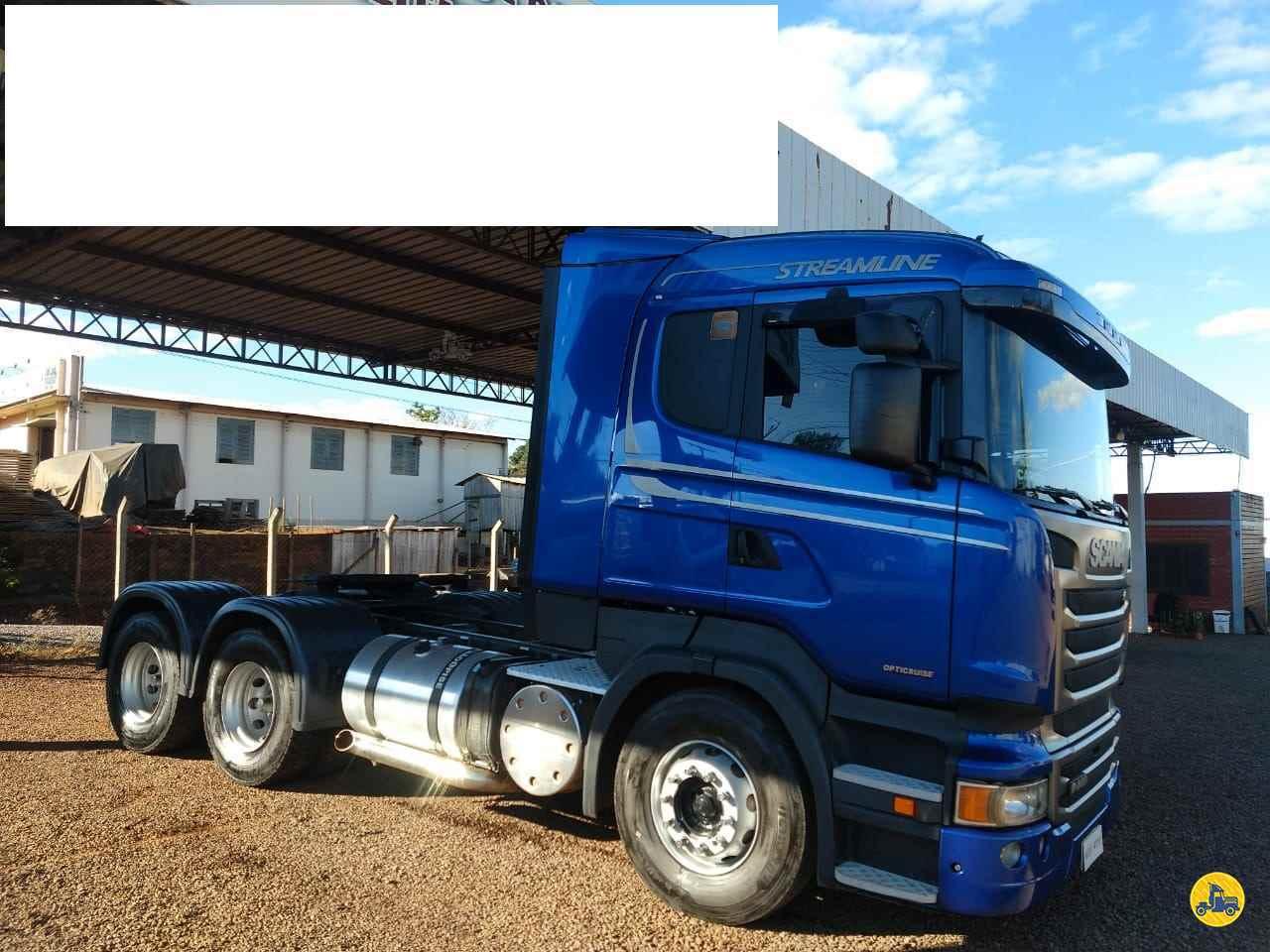 CAMINHAO SCANIA SCANIA 440 Cavalo Mecânico Traçado 6x4 Transmap Caminhões SANTA ROSA RIO GRANDE DO SUL RS