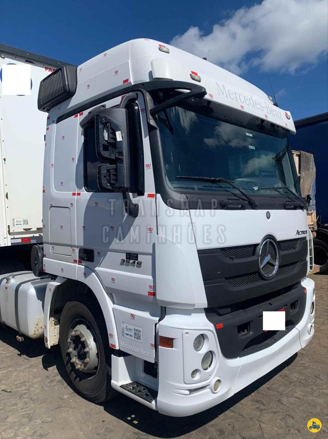CAMINHAO MERCEDES-BENZ MB 2546 Cavalo Mecânico Truck 6x2 Transmap Caminhões SANTA ROSA RIO GRANDE DO SUL RS