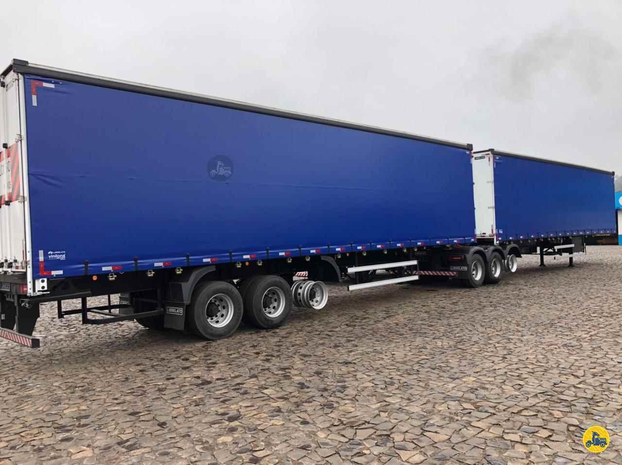 CARRETA BITREM 9 EIXOS BAU SIDER Transmap Caminhões SANTA ROSA RIO GRANDE DO SUL RS