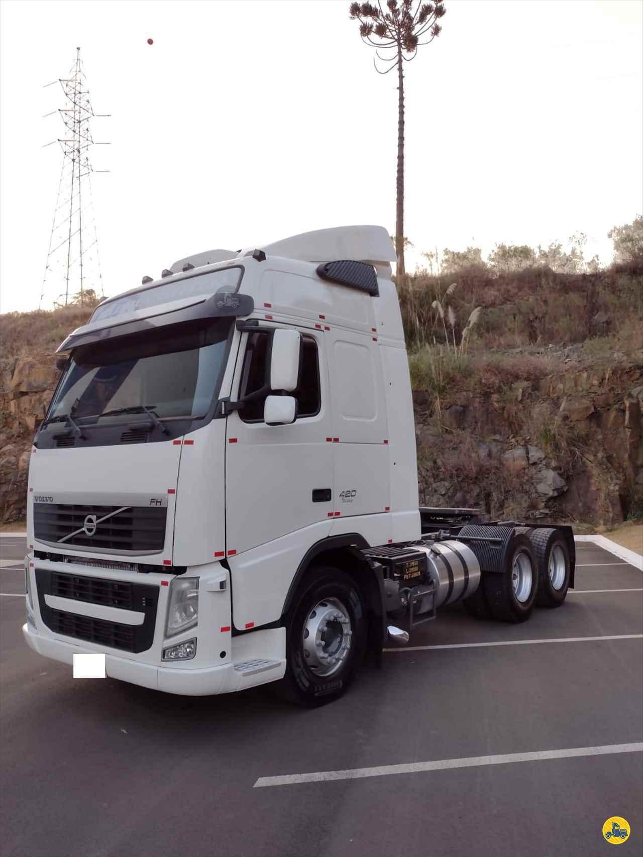 CAMINHAO VOLVO VOLVO FH 420 Cavalo Mecânico Truck 6x2 Transmap Caminhões SANTA ROSA RIO GRANDE DO SUL RS