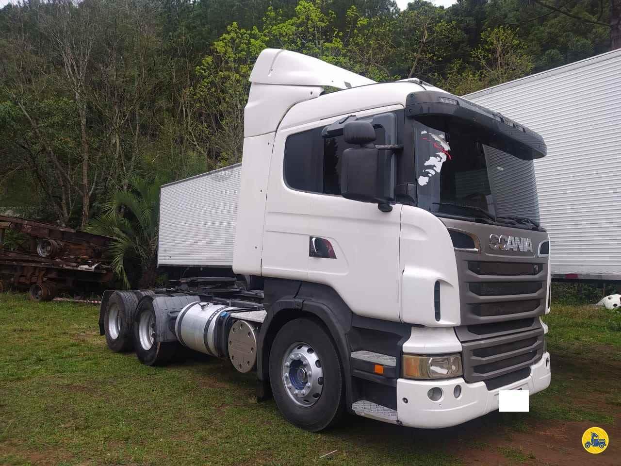 CAMINHAO SCANIA SCANIA 400 Cavalo Mecânico Truck 6x2 Transmap Caminhões SANTA ROSA RIO GRANDE DO SUL RS