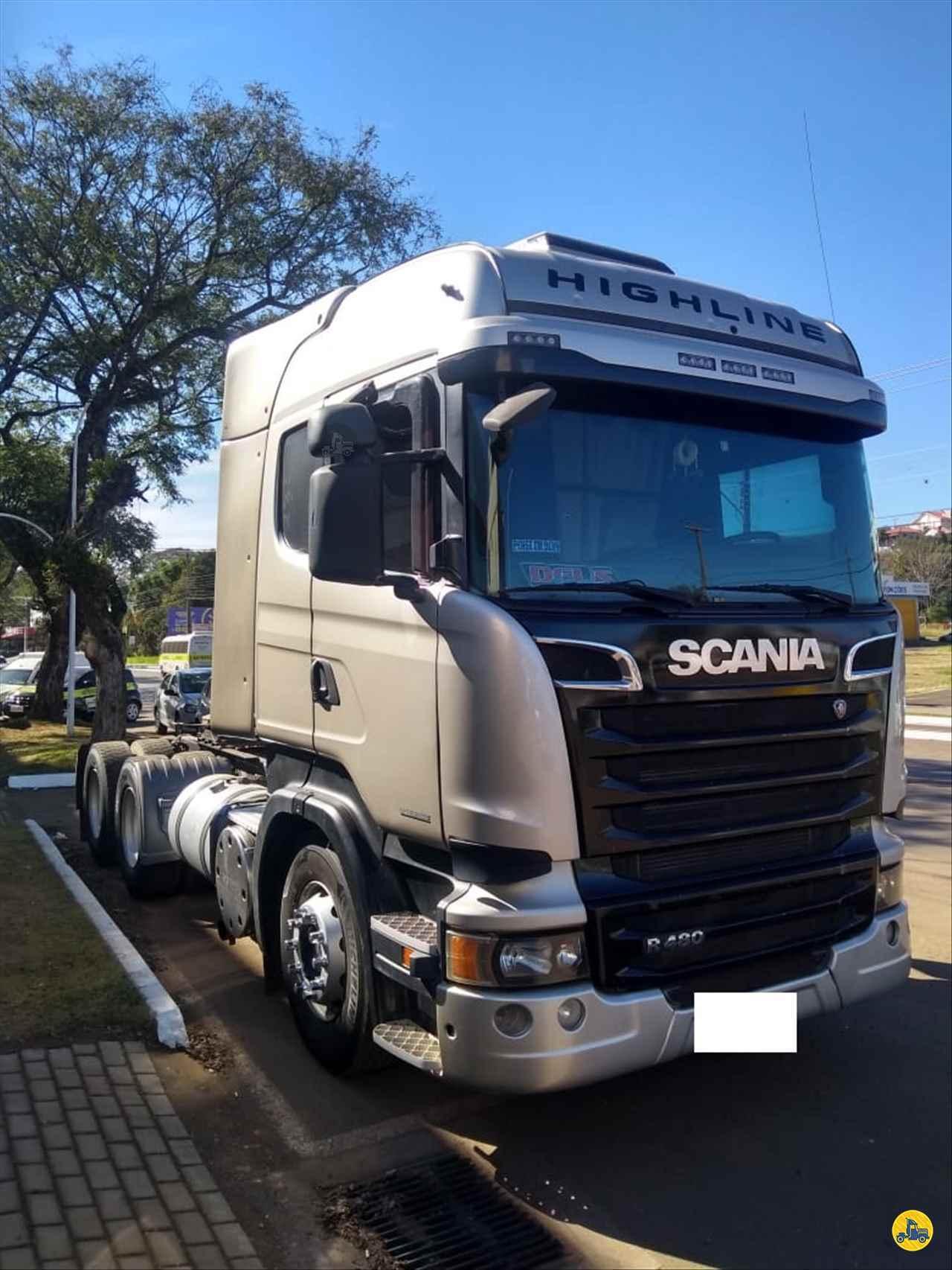 CAMINHAO SCANIA SCANIA 480 Cavalo Mecânico Traçado 6x4 Transmap Caminhões SANTA ROSA RIO GRANDE DO SUL RS