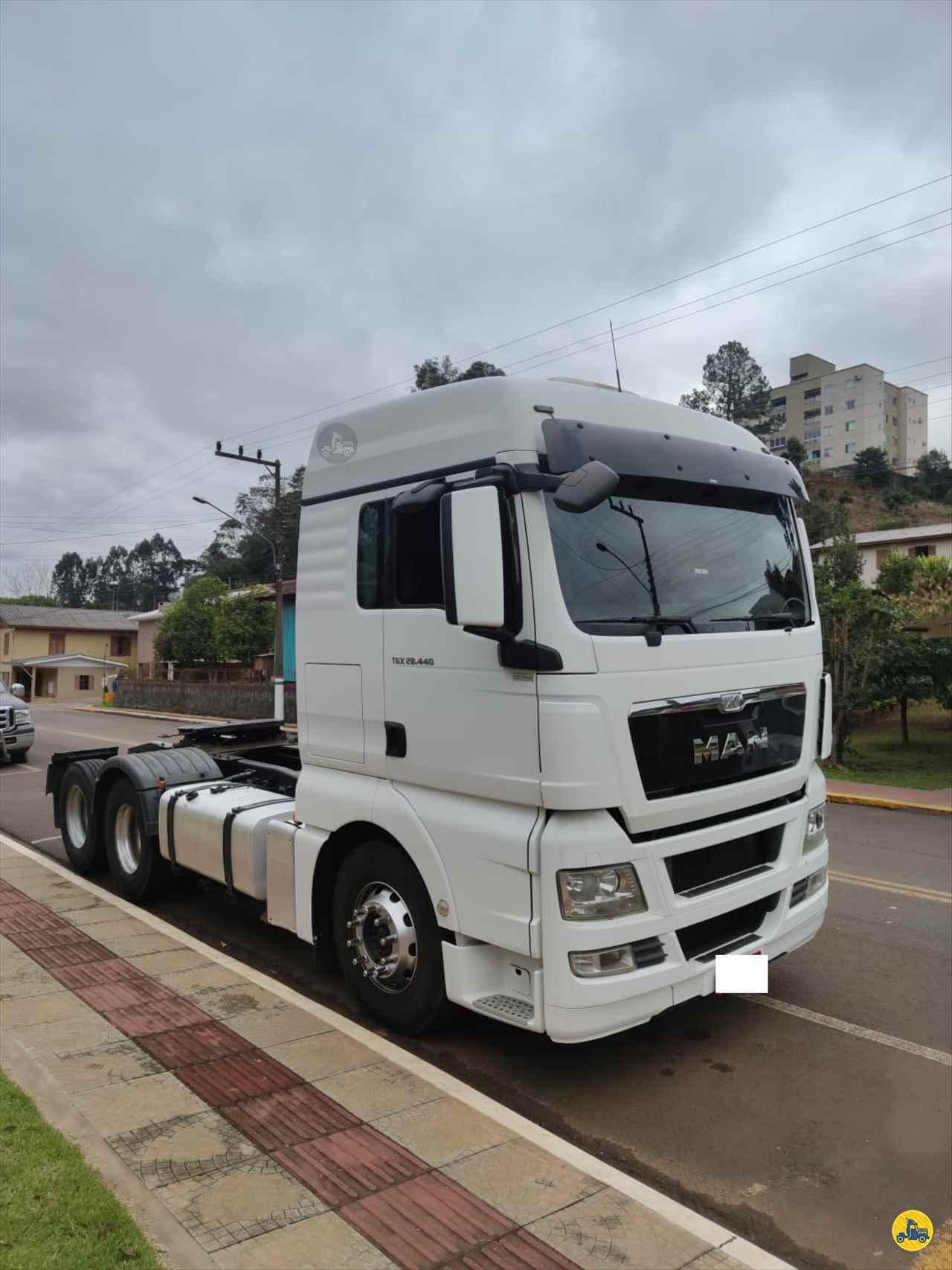 CAMINHAO MAN TGX 28 440 Cavalo Mecânico Truck 6x2 Transmap Caminhões SANTA ROSA RIO GRANDE DO SUL RS