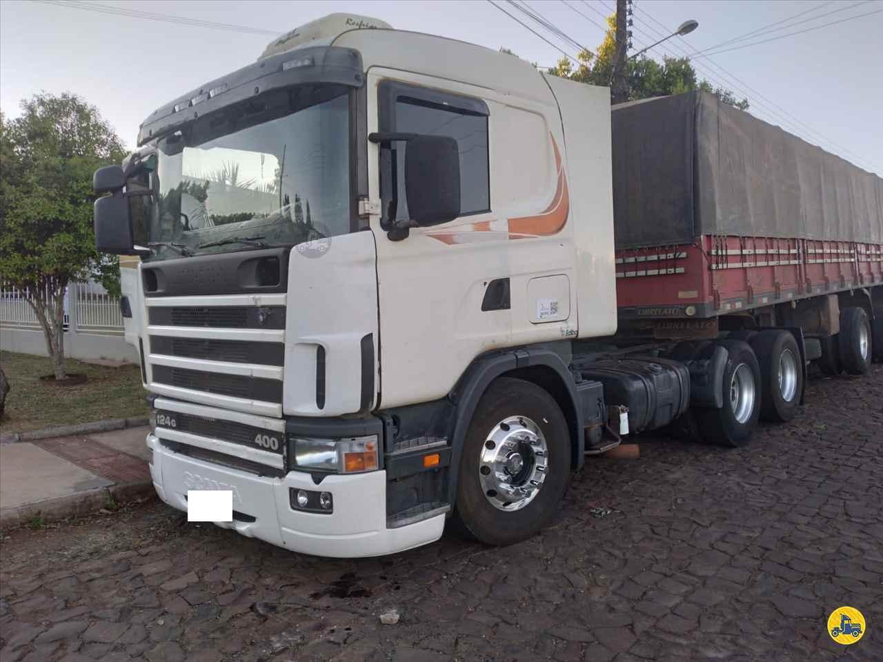 CAMINHAO SCANIA SCANIA 124 400 Cavalo Mecânico Truck 6x2 Transmap Caminhões SANTA ROSA RIO GRANDE DO SUL RS